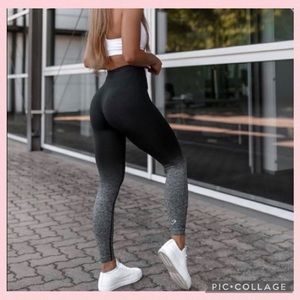 GYMSHARK ADAPT OMBRE SEAMLESS LEGGINGS
